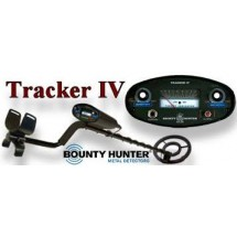 Detector de metales BOUNTY HUNTER TRACKER IV