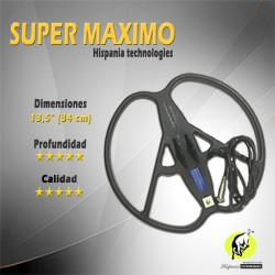 PLATO SUPER MAXIMO FISHER (F70/F75)