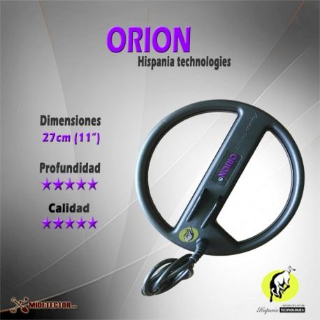 PLATO ORION detectores de metales TEKNETICS