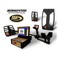 Detector de metales JEOHUNTER DUAL SYSTEM 3D