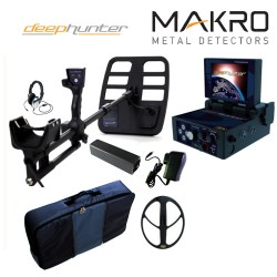 Detector de metales MAKRO DEEP HUNTER