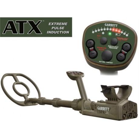 Detector de metales GARRETT ATX