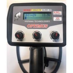Detector de metales Hispania Optimus