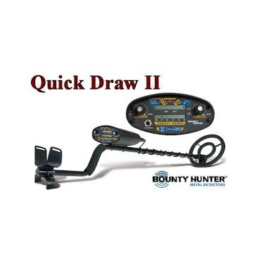 Detector de metales BOUNTY HUNTER QUICK DRAW II