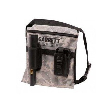 BANDOLERA CAMUFLAJE GARRETT para detectores de metales