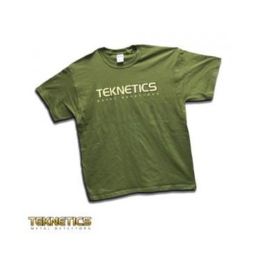 CAMISETA TEKNETICS para detectores de metales