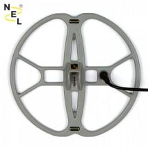 PLATO NEL TORNADO (30,5X33) CM para detectores de metales GARRETT ACE 150-250-350-EUROACE