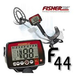 Detector de metales FISHER F44