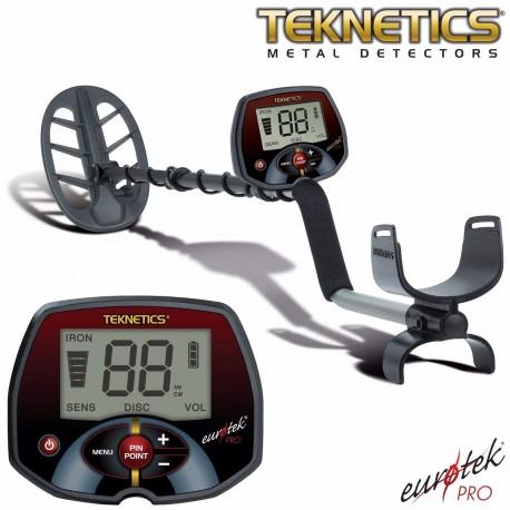 Detector de metales TEKNETICS EUROTEK PRO 11¨